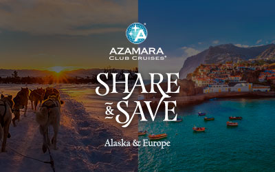 Azamara - Share & Save Sale