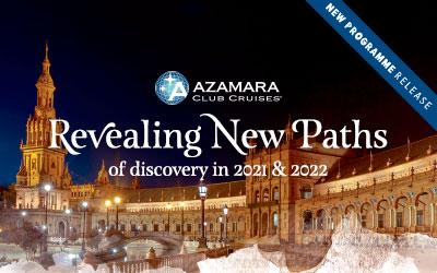 Azamara - 2021 & 2022 Release