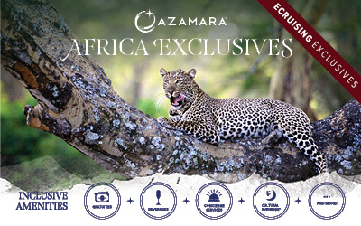 Azamara - Exclusive Packages: Africa