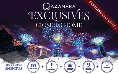 Azamara - Exclusive Packages