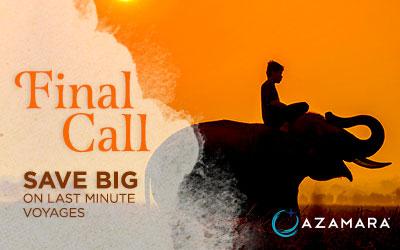 Azamara - Final Call