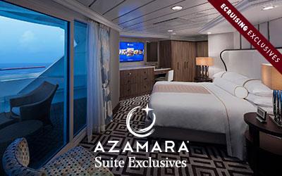 Azamara - SUITE Exclusives