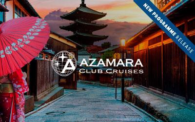 Azamara - Summer 2021 Voyages