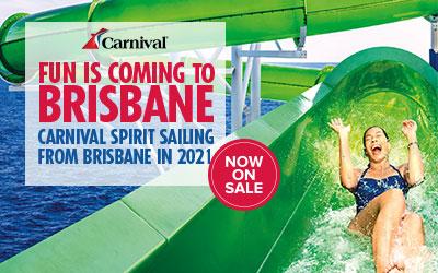Carnival - Brisbane Spirit 2021