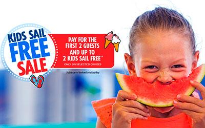 Carnival - Kids Sail Free