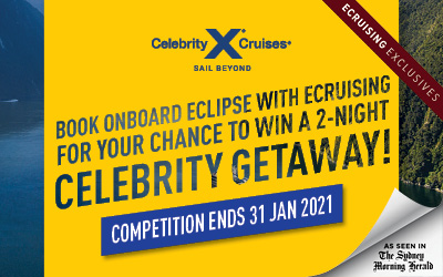Celebrity - Book Eclipse & Win with ecruising