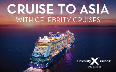 Celebrity Cruises - Asia