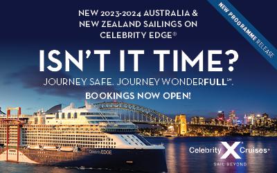 Celebrity Edge - is coming to Australia!
