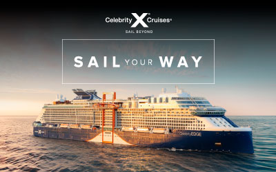 Celebrity - Sail Your Way