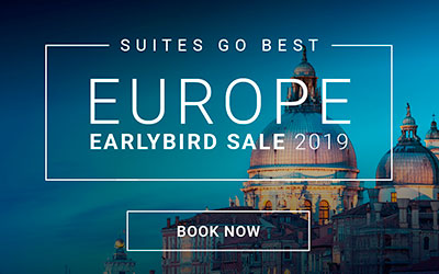 Celebrity Suites Go Best | Europe Earlybirds