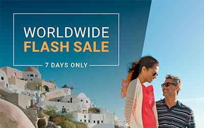 Celebrity Cruises - Worldwide Flash Sale