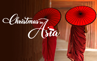 Christmas Sailings - Celebrate in Asia