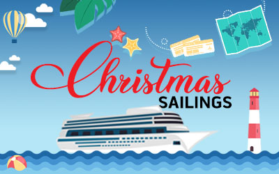 Christmas Sailings with ecruising.travel