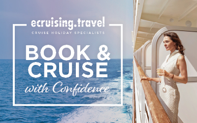 Book & Cruise with Confidence