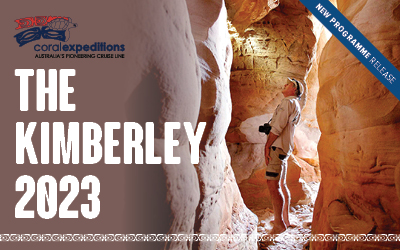 Coral Expeditions - Kimberley 2023