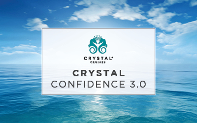 Crystal - Book with Peace of Mind