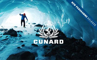 Cunard - Alaska 2020 Release