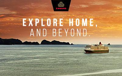 Cunard - Explore Home & Beyond
