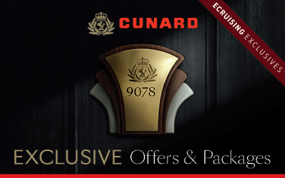 Cunard - Exclusives
