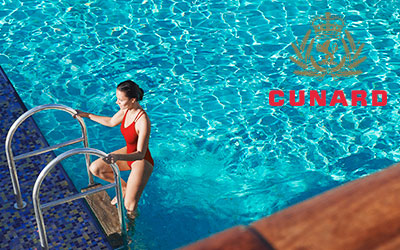 Cunard Feel Inspired