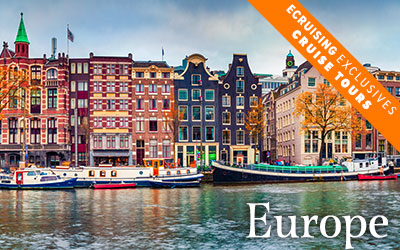 Exclusive Cruise Tours - Europe