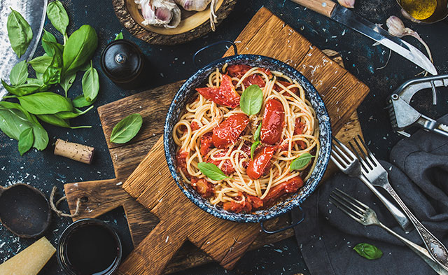 Gourmet Flavours of Italy