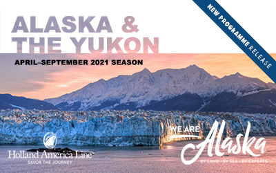 Holland America - Alaska & The Yukon 2021