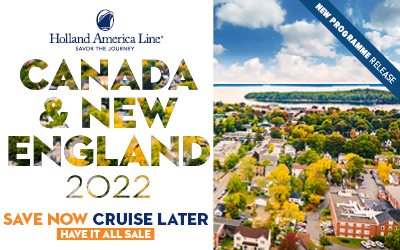 Holland America - Canda & New England 22