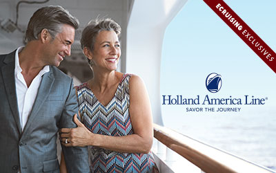 Holland America - Exclusives
