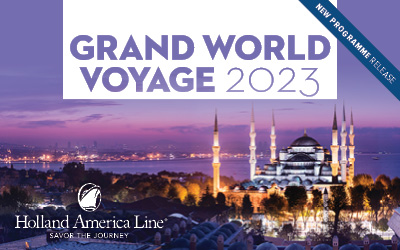 HAL - Grand World Voyage 2023