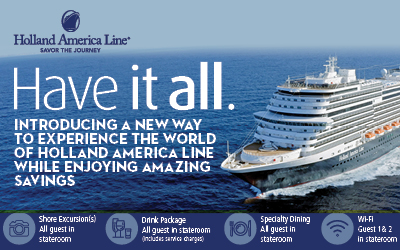 Holland America - Have It All
