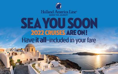 Holland America - Sea You Soon