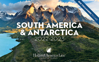 Holland America - South America Antarctica 22-23