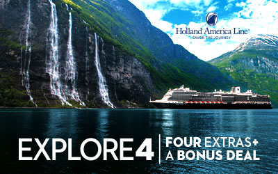 Holland America Explore 4