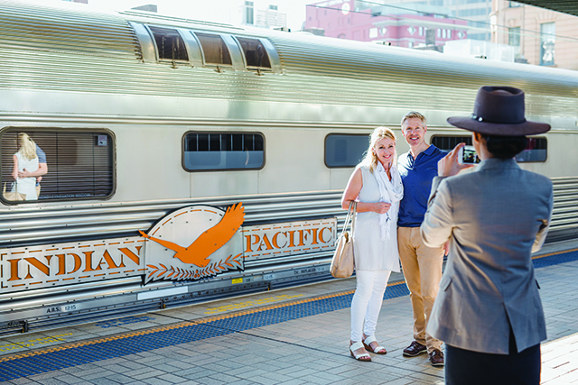 Margaret River Indulgence & the Indian Pacific Journey