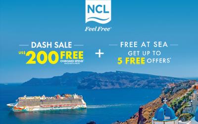 Norwegian Cruise Line - BONUS Onboard Credit