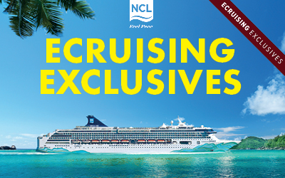 Norwegian Cruise Line - Exclusives + PERKS!