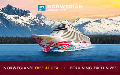 NCL - Exclusives + BONUS Free at Sea