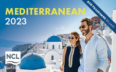 Norwegian Cruise Line - Mediterranean 2023