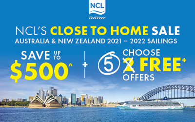 Norwegian Cruise Line - Spirit Savings + Get all 5!