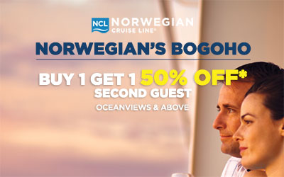 Norwegian's BOGOHO