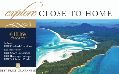 Oceania - Close to Home Ultimate Sale