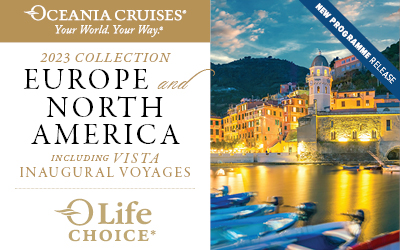 Oceania - New 2023 Europe & North America Collection