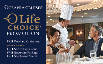 Oceania - OLife Choice Promotion