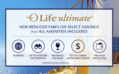 Oceania - OLife Ultimate Offer