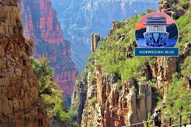 Parks, Canyons & Mexican Riviera Bliss