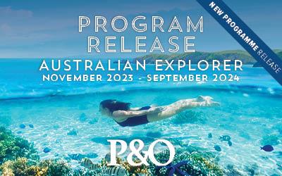 P&O - Australian Explorer