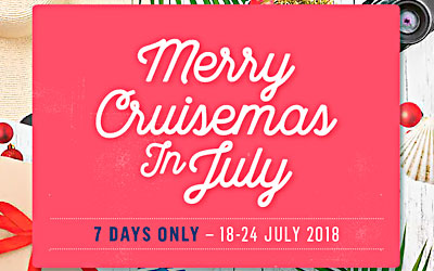P&O - Christmas in July