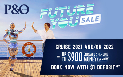 P&O - Future You Sale (Value Fare)