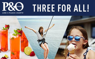 P&O - Three For All Sale